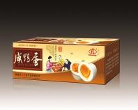 10枚装咸蛋礼盒,条码602